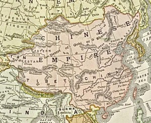 China under the Qing empire