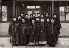 Chinese gentry and business leaders