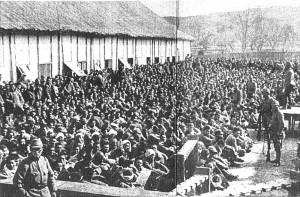 Chinese captives in Nanjing