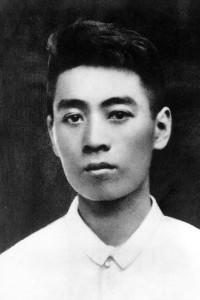A young Zhou Enlai