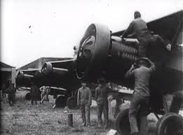 Military planes used by Chiang in the Encirclement Campaigns